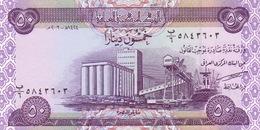 IRAQ 50 DINARS 2003 P-90 UNC  [IQ346a] - Iraq