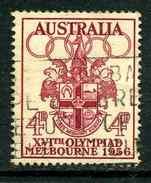 Australie Y&T 231 ° - 1952-65 Elizabeth II : Ed. Pré-décimales