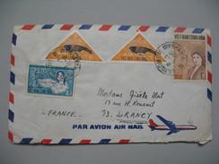 Viêt-Nam - Saigon  Lettre  Pour La France Année 1970 - Viêt-Nam