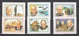 Liberia 1975,6V,set,Winston Churchill,MNH/Postfris(A3151)