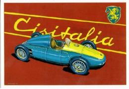 Auto Cisitalia 360 Grand Prox Progetto Porsche Sport Brovarone A. CPM - Automobilismo - F1