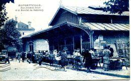 N°42084 -cpa Alfortville -rue étienne Dolet- Le Marché Du Dahomey- - Alfortville