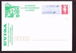 France PAP Pret à Poster Neuf Marianne De Briat Evisa Village Corse Maquis Chataigneraie Foret - Entiers Postaux