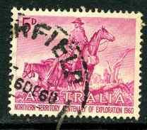Australie Y&T 268 ° - 1952-65 Elizabeth II : Ed. Pré-décimales