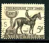 Australie Y&T 269 ° - 1952-65 Elizabeth II : Ed. Pré-décimales