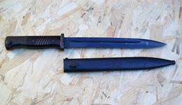Baîonnette Mauser 98 K Ww2 1943 - Armes Blanches