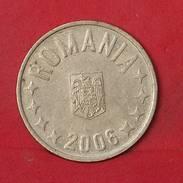 ROMANIA 50 BANI 2006 -    KM# 192 - (Nº17858) - Rumania