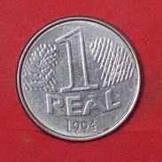 BRAZIL 1 REAL 1994 -    KM# 636 - (Nº17859) - Brésil