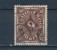 Duitse Rijk/German Empire/Empire Allemand/Deutsche Reich 1922 Mi: 231 Yt:  (Gebr/used/obl/o)(1280) - Duitsland