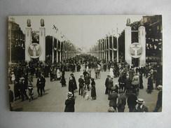 MILITARIA - Les Fêtes De La Victoire, 14 Juillet 1919 - L'avenue Des Champs Elysées - Guerre 1914-18