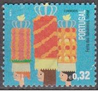 PORTUGAL - 2011-  Festas Tradicionais.  € 0,32  ( Festa Dos Tabuleiros, Tomar ) (o) Afinsa  Nº 4045