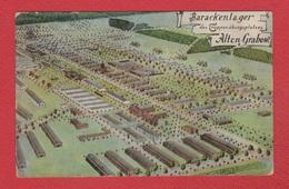 Alten Grabow  --  Barackenlager - Allemagne