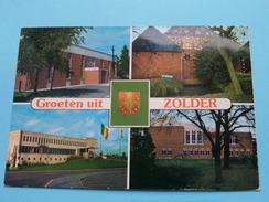 Groeten Uit Zolder () Anno 19?? ( Zie Foto Voor Details ) - Heusden-Zolder