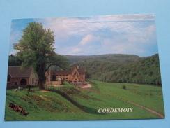 CORDEMOIS Abbaye Cistercienne () Anno 1998 ( Zie Foto Voor Details ) - Bouillon
