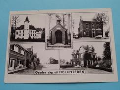 Goeden Dag Uit HELCHTEREN () Anno 1981 ( Zie Foto Voor Details ) - Houthalen-Helchteren