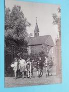WODECQ Christelijke Mutualiteiten Vakantiecentrum ( Bogaert Home Providentia ) Anno 19?? ( Zie Foto Voor Details ) - Ellezelles