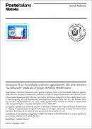 ITALY 2004 - Folder Police Pénitentiaire Prison Police Gefängnispolizei Policía De La Prision Polizia Penitziaria