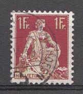 SUISSE 1908 Mi.nr: 109z Sitzende Helvetia  Oblitérés - Used - Gebruikt