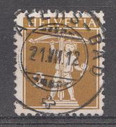 SUISSE 1908 Mi.nr: 111-II Telknabe  Oblitérés - Used - Gebruikt