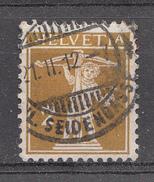 SUISSE 1908 Mi.nr: 111-III Telknabe  Oblitérés - Used - Gebruikt