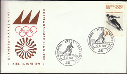 Germany Kiel 1971 / Olympic Games Sapporo / Ski Jumping / Ice Hockey