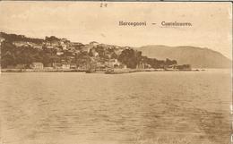 HERCEGNOVI CASTELNUOVO CRNA GORA MONTE NEGRO, PC, Circulated - Montenegro