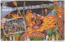 Barbados, BAR-236B, Crop Over 95,  2 Scans.   236CBDB - Barbados