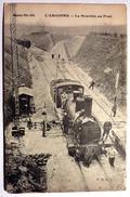 LA NEUVILLE AU PONT - L'ARGONNE - Trains