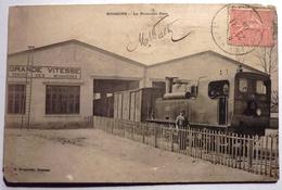 LA NOUVELLE GARE - SOISSONS - Soissons