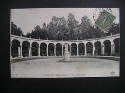 Parc De Versailles.-La Colonnade 1918