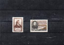 Russie 1955 -   YT 1761/62 **