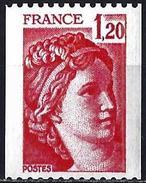 France 1978 - Sabine Of Gandon ( Mi 2106C - YT 1981B ) MNH** - 1977-81 Sabine De Gandon