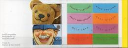 Gran Bretaña Carnet 1991 ** MNH 1533 10 Sellos De 1st - Carnets