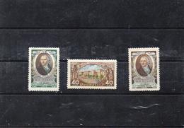 Russie 1955 - YT 1771/73