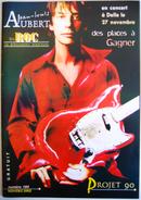 Livret Spécial Jean-Louis Aubert Belfort 2002 - Musique