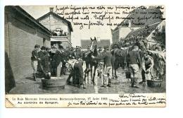 Le Raid MilitaireInternational Bruxelles-Ostende 27 Août 1902 - Au Contrôle De Syngem (22 Septembre 1902) / Vanderauwera - Zingem