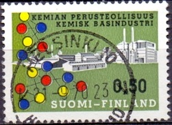 Finland 1970 Chemische Industrie GB-USED