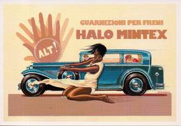 Halo Mintex Guarnizioni Per Freni Pin Up Satamv - Milano - Automobilismo - F1
