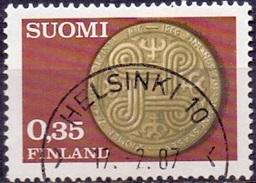 Finland 1966 Verzekering GB-USED