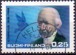 Finland 1968 Z.Topelius GB-USED