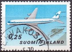Finland 1969 Luchtvaart GB-USED