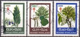 Finland 1969 TBC Bosbouw GB-USED