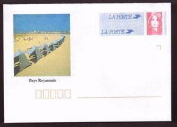 France PAP Pret à Poster Neuf Marianne De Briat Pays Royannais - Entiers Postaux