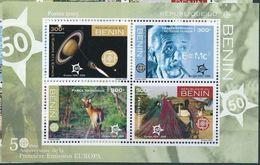 Benin 2005 Europa  Space Albert EINSTEIN