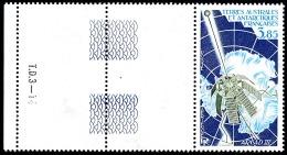 TAAF 1981 - Yv. PA 69 ** Bdf  Faciale= 0,59 EUR - Satellite Arcad III  ..Réf.TAF20562 - Space