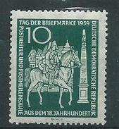 DDR  1949 Mi 735  Tag Der Briefmarke  Postfrisch