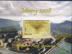 Papaousie  2008 Minerals Minéraux Gold