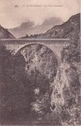 CPA St-Sauveur - Le Pont Napoléon - 1946 (27506)