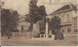 Jodoigne - Place De La Victoire - Monument N L'honneur Des Jodognois Morts Pour La Patrie - Pas Circulé - BE - Geldenaken