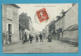 CPA 9 - Un Coin Du Pays JOUX-LA-VILLE 89 - Other Municipalities